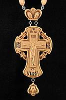 Крест наперсный наградной №1 (деревянный)