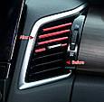 Молдинг - полоса для решетки воздуховода / дефлектора / вентиляции (Комплект 10 шт.), фото 3