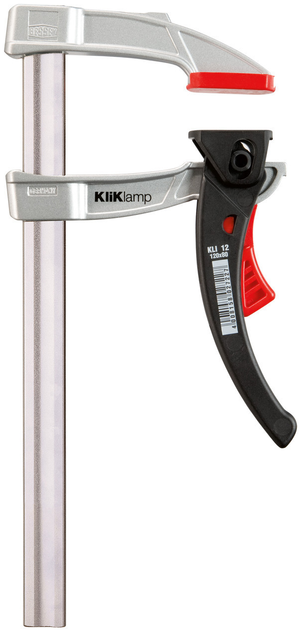 Важільна струбцина Hightech KliKlamp 200x80 KLI20