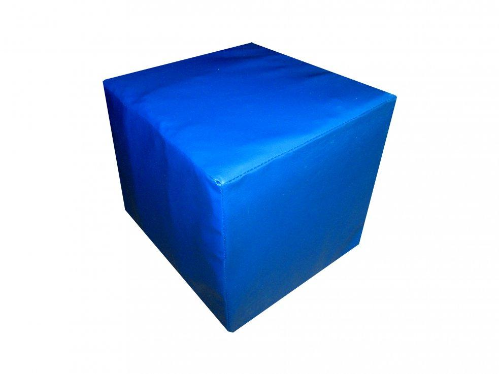 Кубик-пуфик 30-30 см