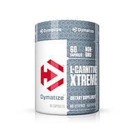 Л-Карнитин жиросжигатель Dymatize Nutrition L-Carnitine Xtreme 60 капсул