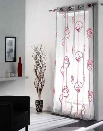 Ткань для штор. Цветы на шторах. Купить шторы