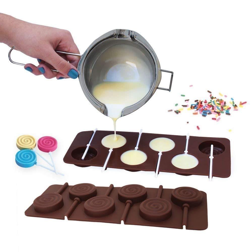 Форма силиконовая для конфет, леденцов