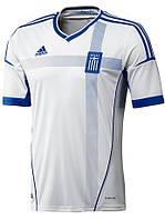 Футболка мужская Adidas сборной Греции по футболу 2012-14 X11766