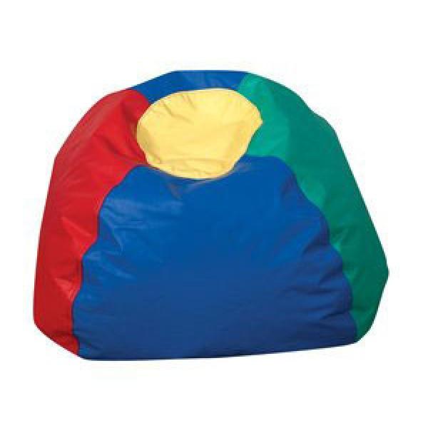 Кресло-мяч цветной