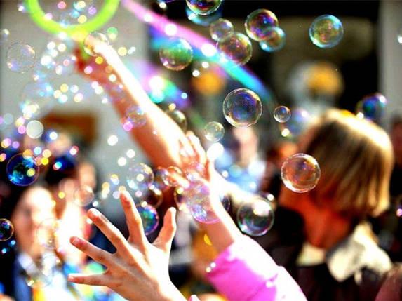 """Мыльные Пузыри """"Нелопающиеся"""" MB 002, фото 2"""