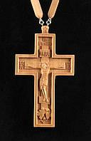 Крест наперсный протоиерейский №1 (деревянный)