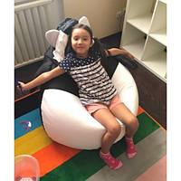 Кресло мешок Панда 90-60 см