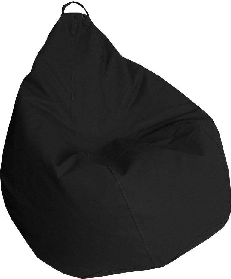 Кресло груша Практик Черный
