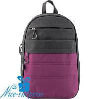 Подростковый рюкзак для старшей школы GoPack GO19-118L-2, фото 1