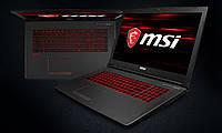MSI GV62 8RE-052XPL i7-8750H/16GB/240+1TB GTX1060 IPS , фото 1