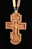 Крест наперсный иерейский №1 (деревянный)