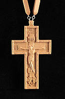 Крест наперсный протоиерейский №2 (деревянный)