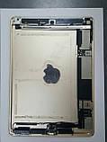 Задня кришка на Air iPad 2 gold 3G оригінал, фото 8