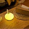 Ночник-игрушка кролик беспроводной Rabbit Unit SoftTouch LED Original, фото 5