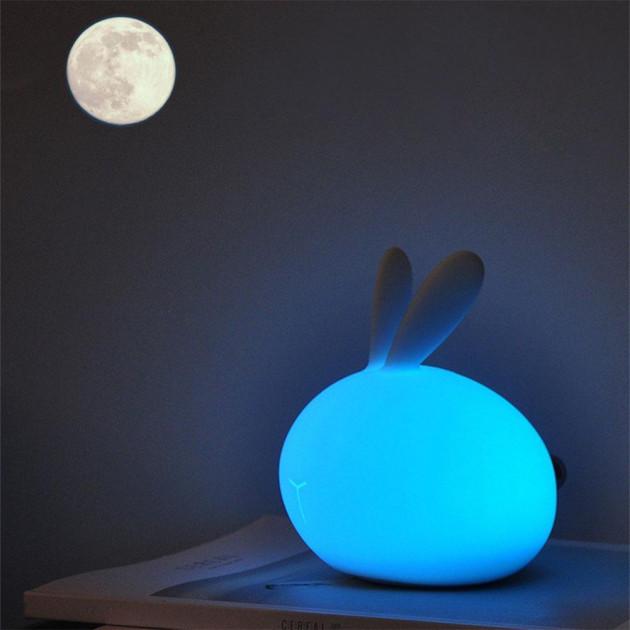 Ночник-игрушка кролик беспроводной Rabbit Unit SoftTouch LED Original