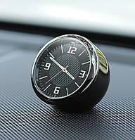 Автомобильные часы на батарейке + 3 вида крепления
