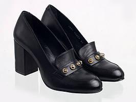 Туфлі Etor 6851-113295-1-2 чорний