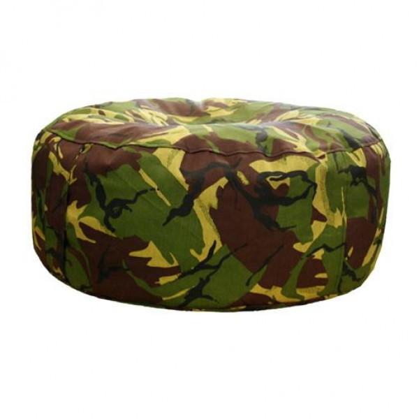 Пуфик-подушка армейская