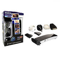 Машинка для стрижки волос,триммер 5 в 1 Rozia HQ5300