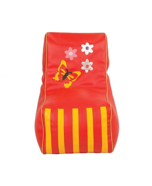 Кресло мешок детский Бабочка