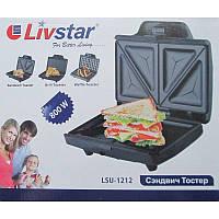 Бутербродница, сендвичница Livstar Lsu-1212