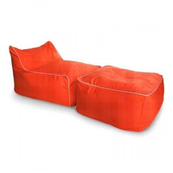 Лежак уличный Sunbrella  прямоугольный