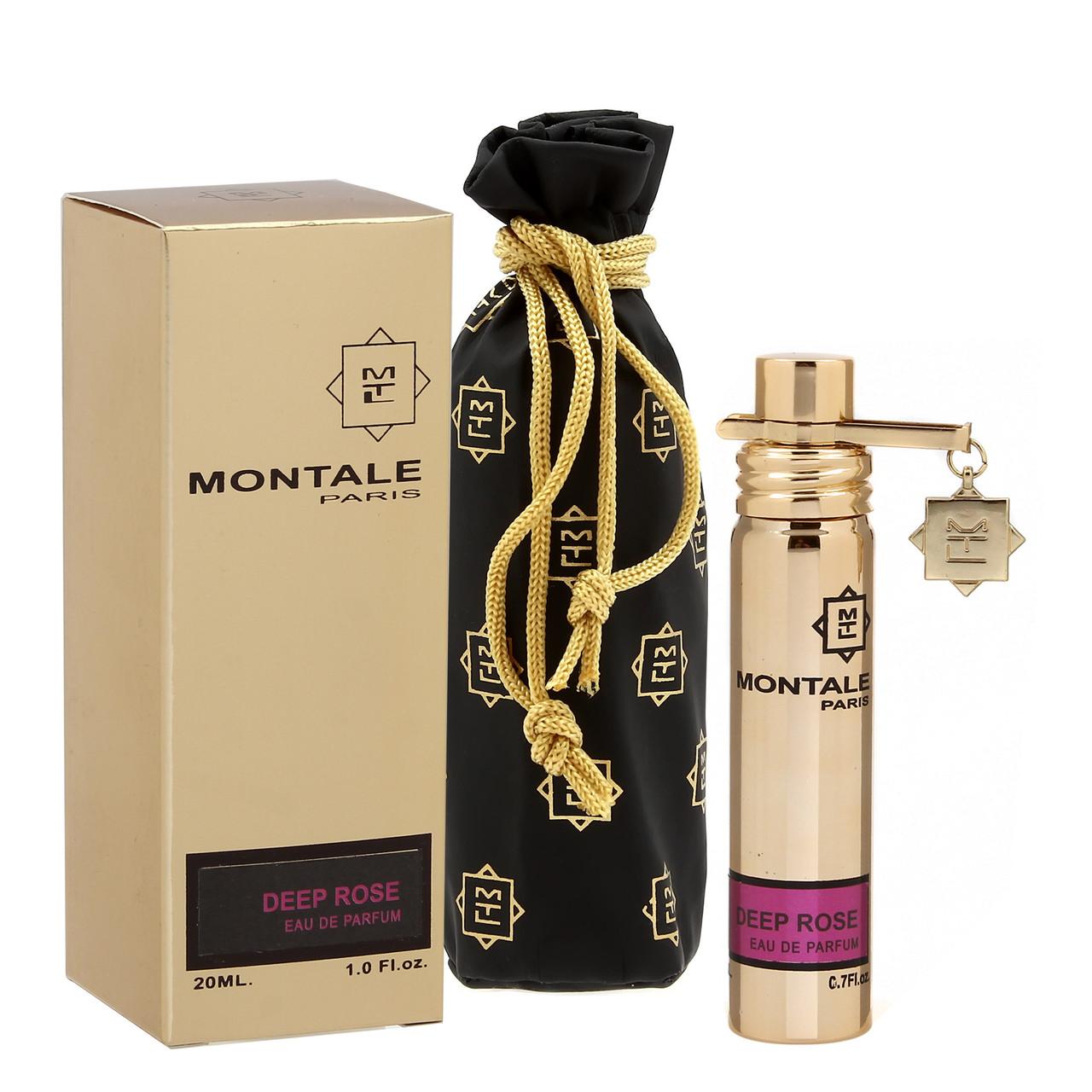 Montale Deep Rose 20 мл с феромонами унисекс