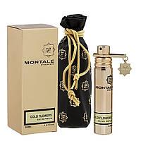 Montale Gold Flowers 20 мл с феромонами унисекс