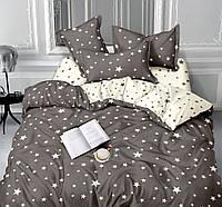 Комплект постельного белья двуспальный, 180*220, сатин, (620.048)