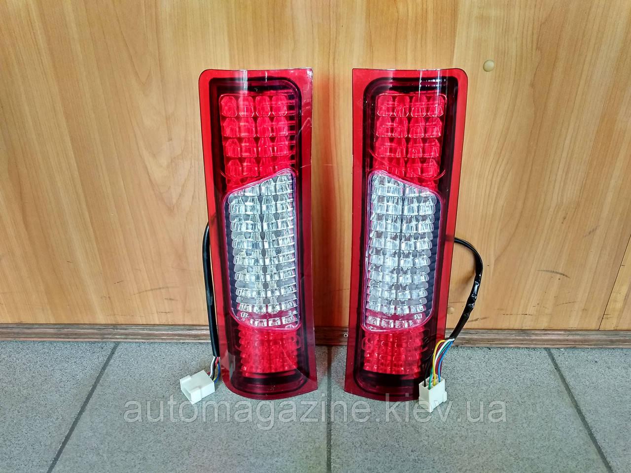 Фонарь задний LED Газель, Соболь (комплект)