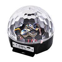 Цветомузыкальная сфера Lux YX-024-M4/X6