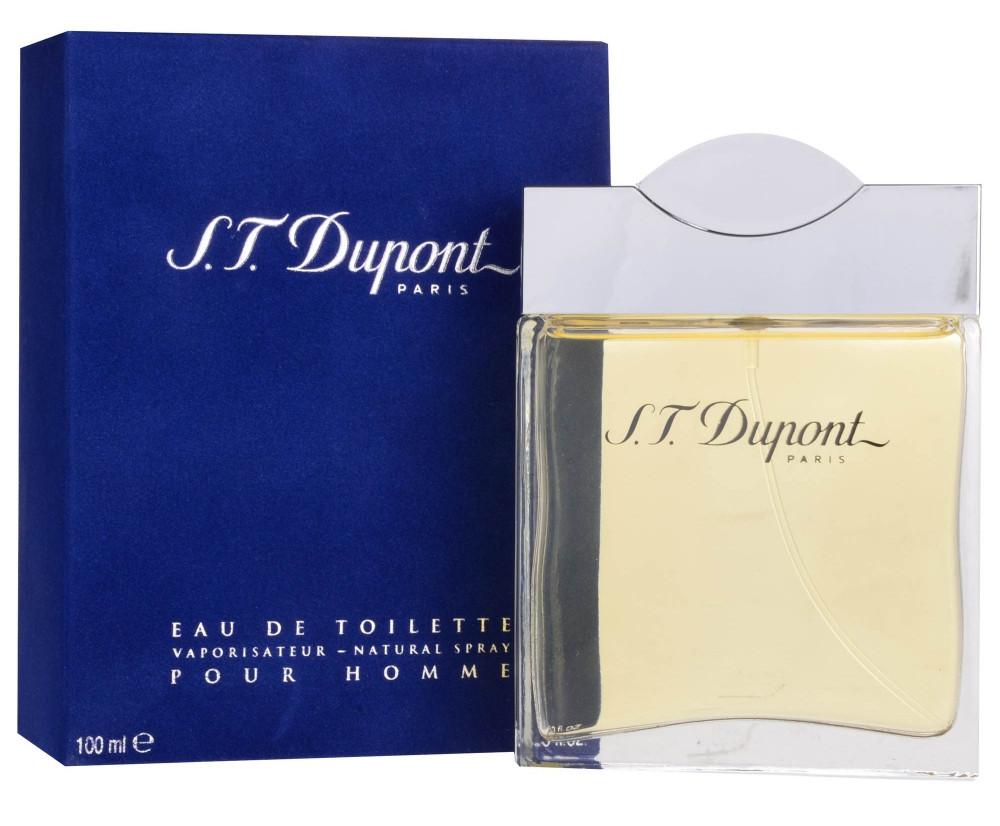 Оригинальный мужской аромат Dupont pour homme