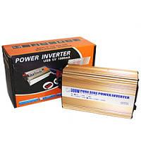 Преобразователь постоянного тока Power Inventer 500W (чистая синусойда), Автотовары, Автоаксессуары, все для автомобиля