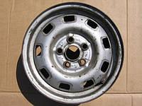 Диск колесный стальной R15 б/у на VW Transporter 4 год 1990-2003