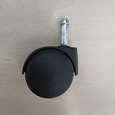 Колеса для кресел нейлон 10мм АМФ (5 шт.), фото 3