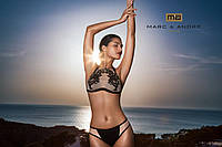 Модный   раздельный купальник  с вышивкой  Marc&Аndre 2019