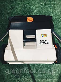 Подметальное устройство STIHL KG 550
