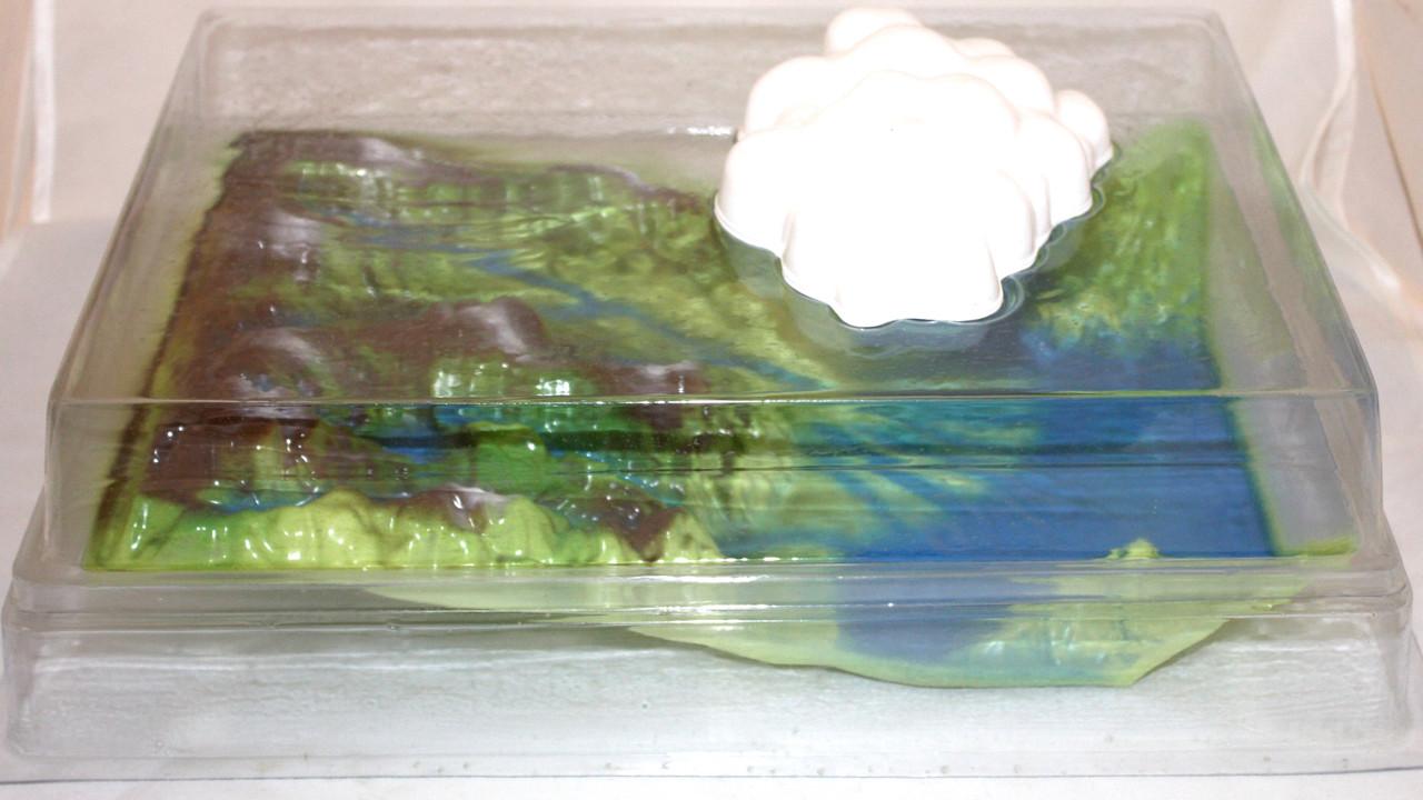 """Модель """" Кругообіг води в природі """""""