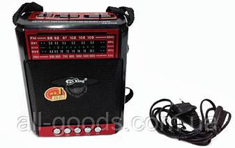 Радиоприемник Pu Xing PX 51 UR, портативная музыкальная колонка, фото 2