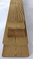 Доска термососна 40мм строганная сорт А-В