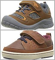 Кеды кроссовки детские US 8 EUR 24 стелька 16 16, 3 Oshkosh мокасины туфли