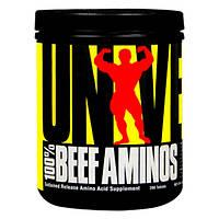 Аминокислоты 100% Beef Aminos (200 tabs)
