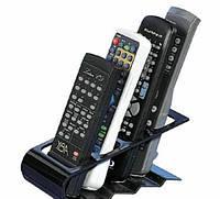 Подставка для пультов Remote Controls органайзер для 4х пультов, Товары для дома и сада, Пульты ДУ
