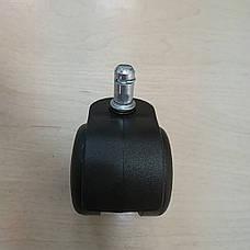 Колеса для кресел АМФ нейлон 11мм (5 шт.), фото 2