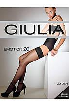 Чулки капроновые Giulia Emotion 20 DEN