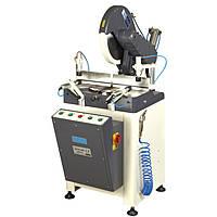 Одноголовый автоматический порезочный станок пила для ПВХ и алюминия OZCELIK VEGA-II