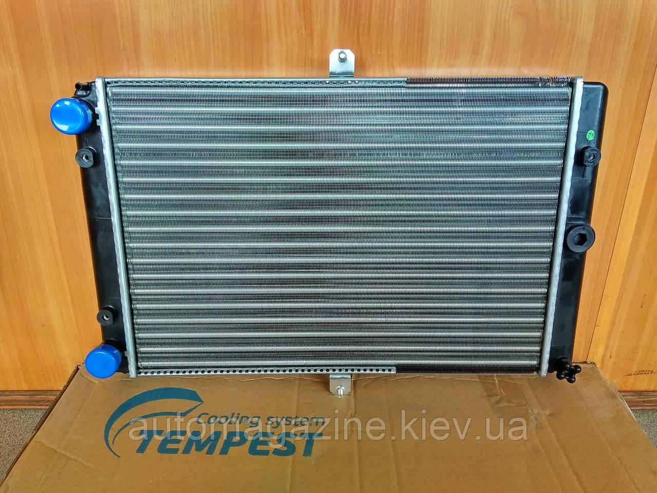 Радиатор охлаждения ВАЗ 2108 - 2109 (карбюратор)