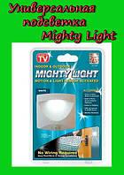 Универсальная подсветка Mighty Light – Night Lights, Товары для дома и сада, Насадки на кран, подсветка для душа