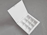 Коробка для 16 цукерок 153*153*30